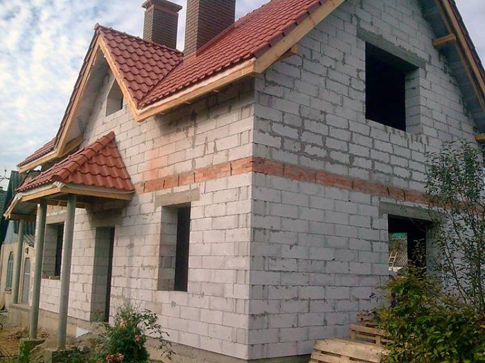дома из газобетона волгоград оборудование затраты