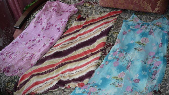 платья до петра1 и после