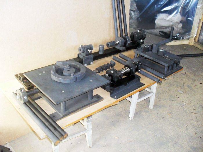 Чертежи станков для холодной ковки оборудование и инструмент